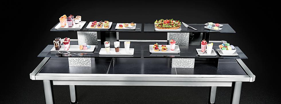 La Tavola - příbory, nádobí, vybavení restaurace